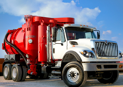 New Vac-Con Industrial Vacuum Truck