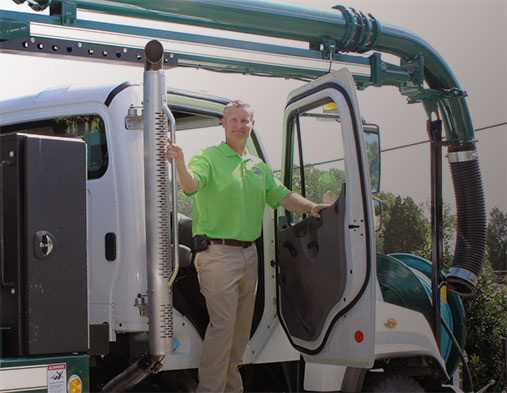 Southern Vac Testimonial by Ben Wright, Utilities Superintendent for Town of Fort Mill