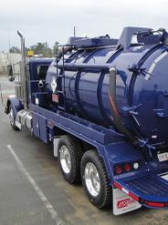 Vac-Con Vacuum Truck