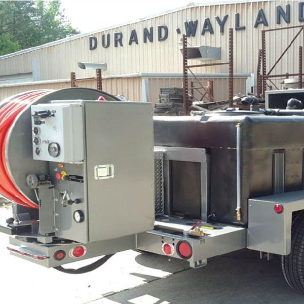 Durand Wayland John Bean Jetter