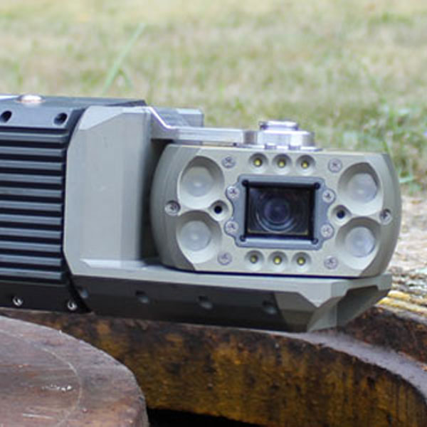 Recording device on the Rausch camera system