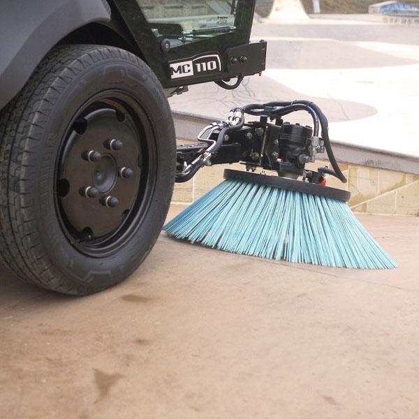 Mathieu MC110 Street Sweeper Brush