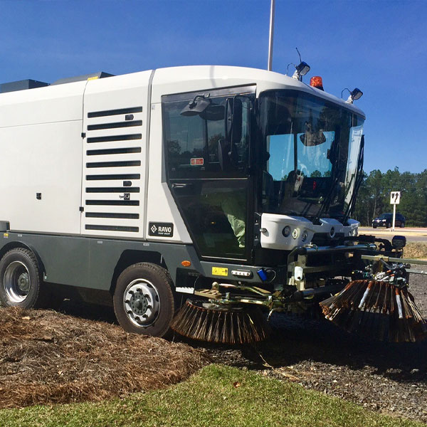 Demo Ravo Sweeper