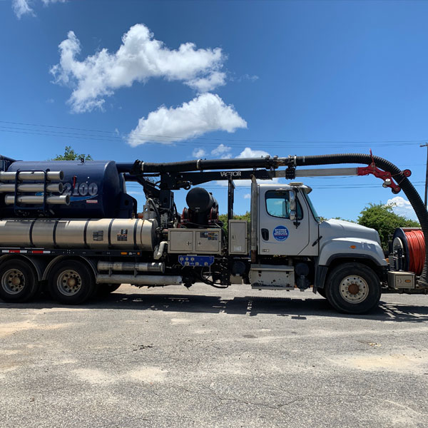 Used Vactor 2100+ Truck