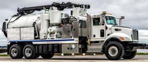 Vac-Con Hydro-Excavation Truck