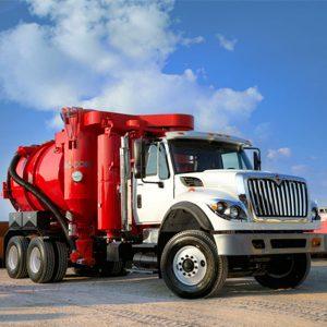Vac-Con VecLoader XL Truck