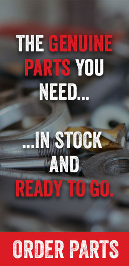 Genuine municipal equipment parts available at Southern Vac