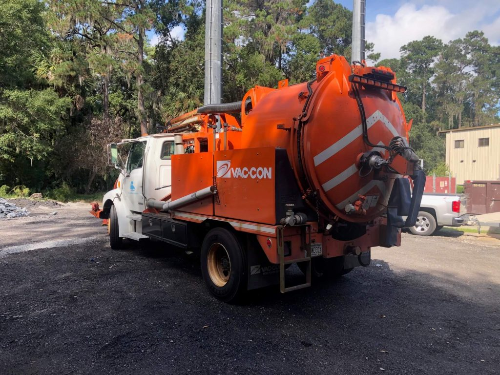 Used Vac-con Truck